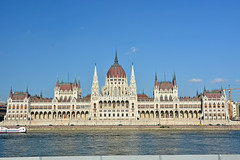 Parliament, Budapest (misi212) Tags: parliament budapest river danube