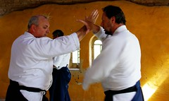 Sven & Hardy (Hardys Photoshooting) Tags: aikido budoberlin hardylietsche aikijutsu uckermark fergitz landdojo
