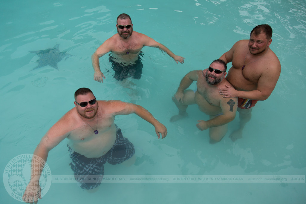 Bear gay pool