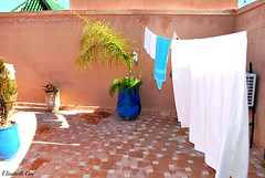 RIAD LA MAROCAN 08 (Elisabeth Gaj) Tags: maroco012015 elisabethgaj afryka marrakech travel hotel