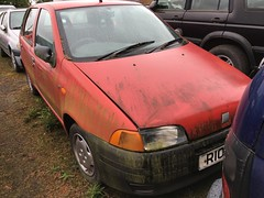 FIAT Punto S 60 (VAGDave) Tags: fiat punto s 60 1997
