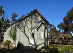 Wolseley Methodist Church of 1900, now Uniting, Old Tailem Town Village, Tailem Bend, South Australia (contemplari1940) Tags: tailem town village wolseley methodist church