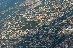 Anna Nagar Tower (jeevanan) Tags: chennai anna nagar flight arial view top birds tamil nadu chennaiweekendclickers lifestyle nikon india d7000