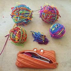 A congregation of yarn scraps (crochetbug13) Tags: crochet crocheted crocheting crochetrippleafghan crochetrippleblanket crochetripplethrow scrapghan yarnscrapcrochet crochetblanket texturedcrochetblanket usewhatyouhave texturedcrochetthrow texturedcrochetafghan crochetthrow crochetafghan