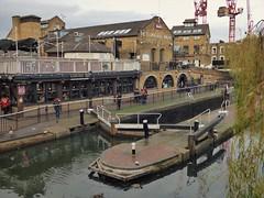 London- Regent's Canal (26) (whittakermj4) Tags: london camden canal lock