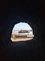 Sutro Baths Cave, San Francisco (sygridparan) Tags: complex richmond sutrobaths sanfrancisco ocean sf bayarea california cave beach