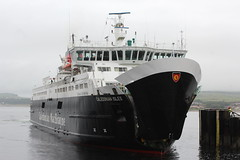 MV Caledonian Isles arrives at Ardrossan (trainferrystuff) Tags: mv caledonian isles ardrossan