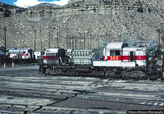 Rebuilt Prime Mover for the 303 (jamesbelmont) Tags: alco rsd4 martin helper utah utahrailway coal train locomotive railroad