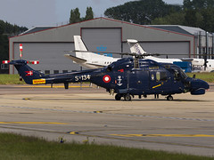 Royal Danish Navy | Westland WG-13 Super Lynx Mk90B | S-134 (FlyingAnts) Tags: royal danish navy westland wg13 super lynx mk90b s134 royaldanishnavy westlandwg13superlynxmk90b rdn saxonair norwichairport norwich nwi egsh