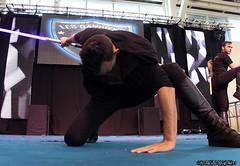TGSSpringbreak_LesGardiensDeLaForce_042 (Ragnarok31) Tags: tgs springbreak toulouse game show gardiens force jedi star wars obscur art martial combat
