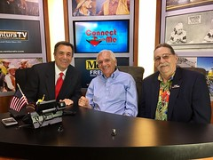 "07-13-2017 Vietnam veterans, Jim Doyle and Paul Kaser came on the show to discuss the treatment of Vietnam veterans in the past and currently. • <a style=""font-size:0.8em;"" href=""http://www.flickr.com/photos/82482342@N05/35862117926/"" target=""_blank"">View on Flickr</a>"