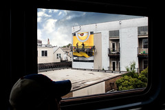 Despicable Me 3 (Always Hand Paint) Tags: 2017 c016 chicago despicableme3 despicableme3progress illinois minions ooh spring tvmovie universalprogress wrigleyville advertising alwayshandpaint colossal colossalmedia handpaint mural muraladvertising outdoor progress skyhighmurals
