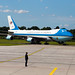 G20 Germany: United States of America Air Force One (AF-1, AF0) Boeing 747-200B USAF VC-25A