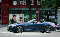 (seua_yai) Tags: car automobile asia korea southkorea korean seoul urban city street wheels urbanmobility go koreaseoul2017