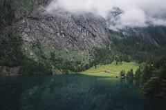 Fischunkelalm, Berchtesgaden (Sunny Herzinger) Tags: herkunft xf23mmf14 dedeutschland berchtesgaden europa königssee reflection germany bavaria fujixpro2 lake bayern obersee july schönauamkönigssee de