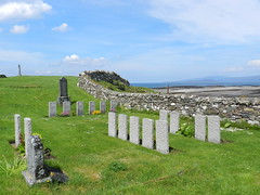 HMS Curacoa Commonwealth War Graves, Ashaig Cemetery, Breakish, Isle of Skye, May 2017 (allanmaciver) Tags: hms curacoa war second 1942 commonwealth graves sailors ship sank ashaig breakish island skye dye wall humbling names young men queen mary accident tragedy loss life allanmaciver lestweforget great world