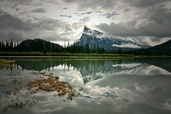 Running rundle (Spectacle Photography) Tags: vermillion vermillionlakes reflection banff banffnationalpark rundlemountain travel landscape landschaft ランドスケープ 景观 canada 旅行