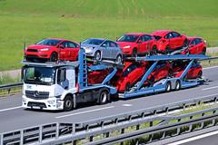 MB Actros 1843 / Car Transporter Ltd. (karl.goessmann) Tags: actros 1843 cartransporterltd sofia trucks