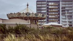 Manège sur la plage (EFmt) Tags: nordpasdecalais letouquetparisplage nordpasdecalaispicardie france fr