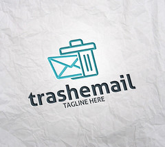 Trash Email1 (Acongraphic) Tags: backup computer connecting courier data delete delivery email envelope fast forward inbox internet iphone mail message mobile pixel platform post recyclebin replay services software spam storage trash urgent web logo