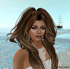 Poshed up (Esme Capelo) Tags: esme capelo second life sl avatar