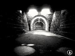 THE SHINING WAY IN THE DARK #shine #way #dark #Schweinfurt #tunnel #schwarzweiß #blackandwhite #Photographie #photography (benicturesblackwhite) Tags: blackandwhite way dark shine photography schwarzweis tunnel schweinfurt photographie