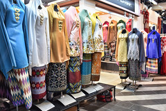 Clothings (chooyutshing) Tags: clothings stall pasargeylangseria changiroad singapore