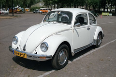 Wanroij 2017 - 35mm film (Ronald_H) Tags: wanroij 2017 35mm film vw volkswagen air cooled classic car nikon fm10 kh45st beetle bug 1983 mexico kever