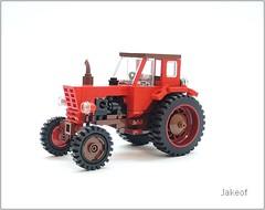 MTZ-52 revised (Jakeof_) Tags: mtz52 mtz 52 tractor belarus autosan d44 trailer farm moc