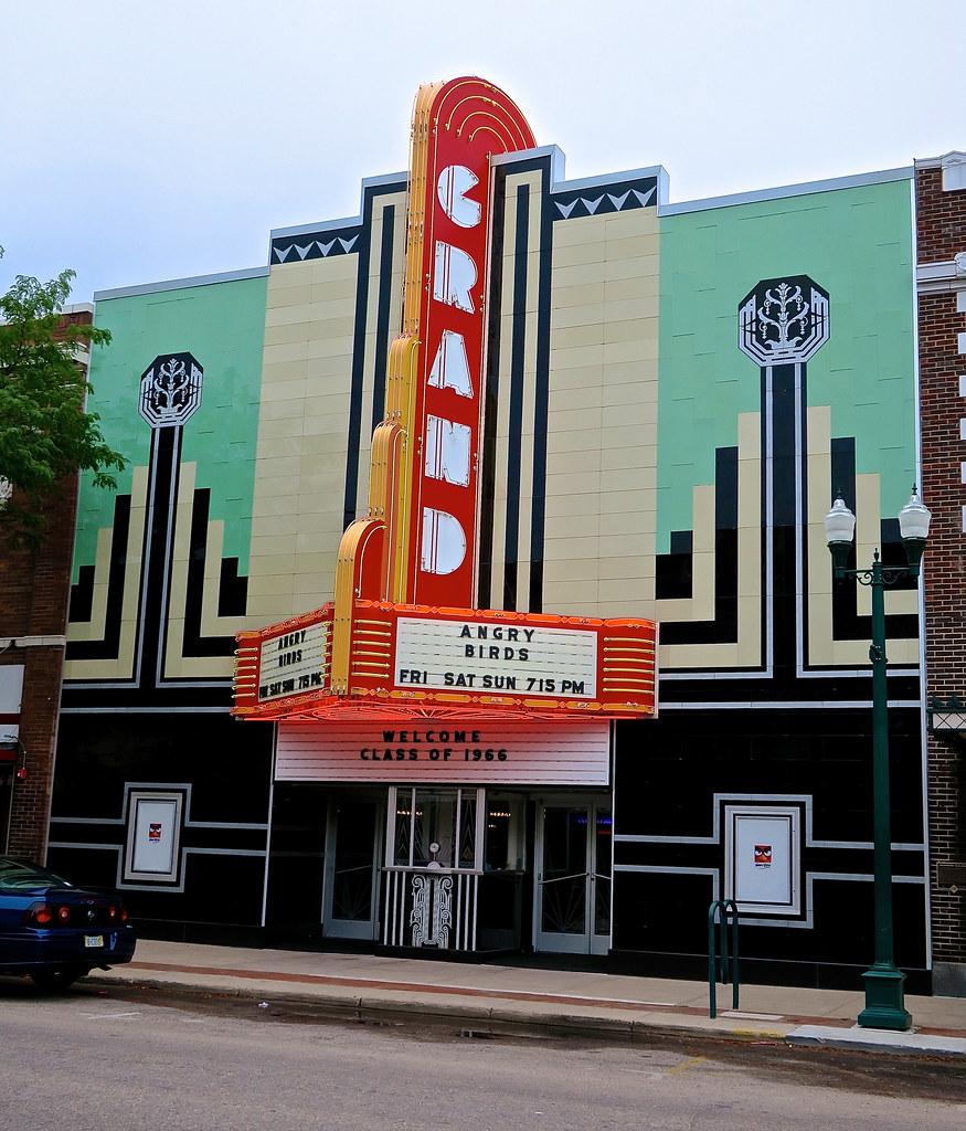 The Grand Movie Theatre Grand Island Ne