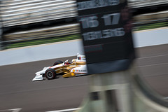 #3 HelioCastroneves TeamPenske Chevrolet-3 (rickstratman26) Tags: helio castroneves team penske chevrolet panning indy indycar car cars motorsport motorsports racing racecar racecars canon indianapolis motor speedway 500