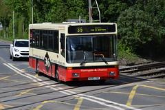 M393 VWX (markkirk85) Tags: fenland busfest whittlesey bus buses volvo b10b58 alexander strider harrogate district new 41995 365 b10b 58 stagecoach cumberland 21007 m393 vwx m393vwx