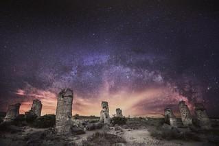 The stone desert part.2