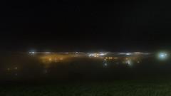 Foggy Devonport, Tasmania (Steven Penton) Tags: tasmania australia devonport night fog foggy