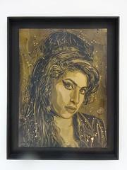 C215 : ombre & lumière - Amy Winehouse (Archi & Philou) Tags: winehouse amy amywinehouse pochoir stencil c215 openspace exposition exhibition galerie paris11