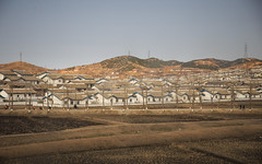 1704_DPRK -01.jpg (The French Travel Photographer) Tags: dprk countryside landscape flickrcomsebmar coréedunord campagne northkorea ©sébmar instagramsebas nature