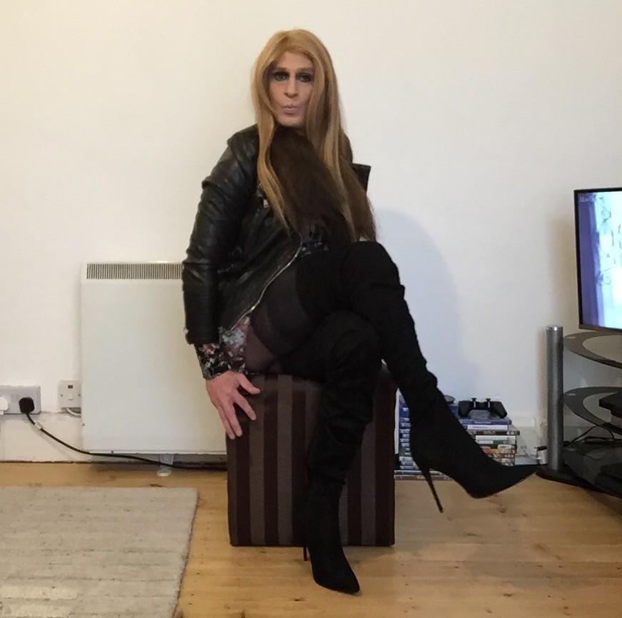 Bdsm slave dress-2699