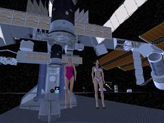 International Spaceflight Museum (karenpiper_uk) Tags: iss secondlife internationalspaceflightmuseum outerspace