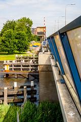IMG_0769 (Frisian_drone) Tags: brug mc escher akwadukt drachtsterbrug drachtsterweg leeuwarden aquaduct zuiderburen aldlan geld