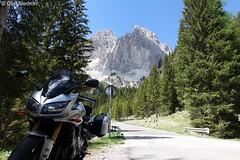 DSC01261 (Olaf Biedron) Tags: alpen fz1 yamaha fazer motorrad motobike bike alpenpass dolomiten grosglocknerstrase grossglocknerstrasse