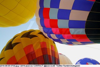 2016-08-05 0704 2016 Indiana State Fair Hot Air Balloons