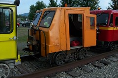 100_3299 (primemover88) Tags: speeder railcar excursion narcoa elkins wv west virginia durbin greenbrier valley railroad