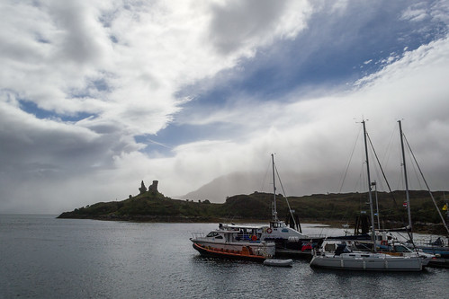 Entrando en Isle of Skye