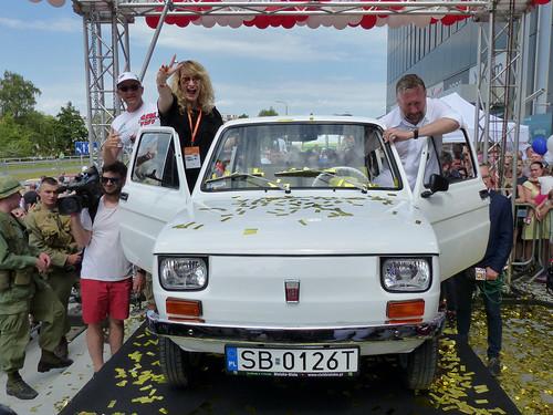 Fiat 126p #SB 0126T