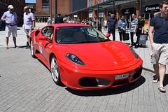 S25MRS Ferrari F430 (graham19492000) Tags: ferrari70thanniversarytour gunwharfquays s25mrs ferrarif430