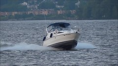 Yacht rapide - Fast cruiser (Jacques Trempe 2,800K hits - Merci-Thanks) Tags: quebec canada yacht rapide fast boat bateau cruiser fleuve river stlaurent stlawrence