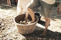 footwork (elisachris) Tags: handwerk footwork nostalgie arbeit work ricohgr