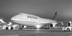 United Airlines 747 N175UA at San Francisco Airport. 2017. (planepics43) Tags: unitedairlines unitedexpress n175ua sfo sfoov sanfranciscoairport 747 777 757 787 737 727 767 california claytoneddy 17crossfeed maintenance deltaairlines landing lufthansa airport airbus americanairlines southwestairlines tower takeoff taxi
