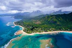 DSCF0868 RAW (Mr Inky) Tags: 1024mmf4 fujixt2 hawaii kauai napalicoast tunnelsbeach