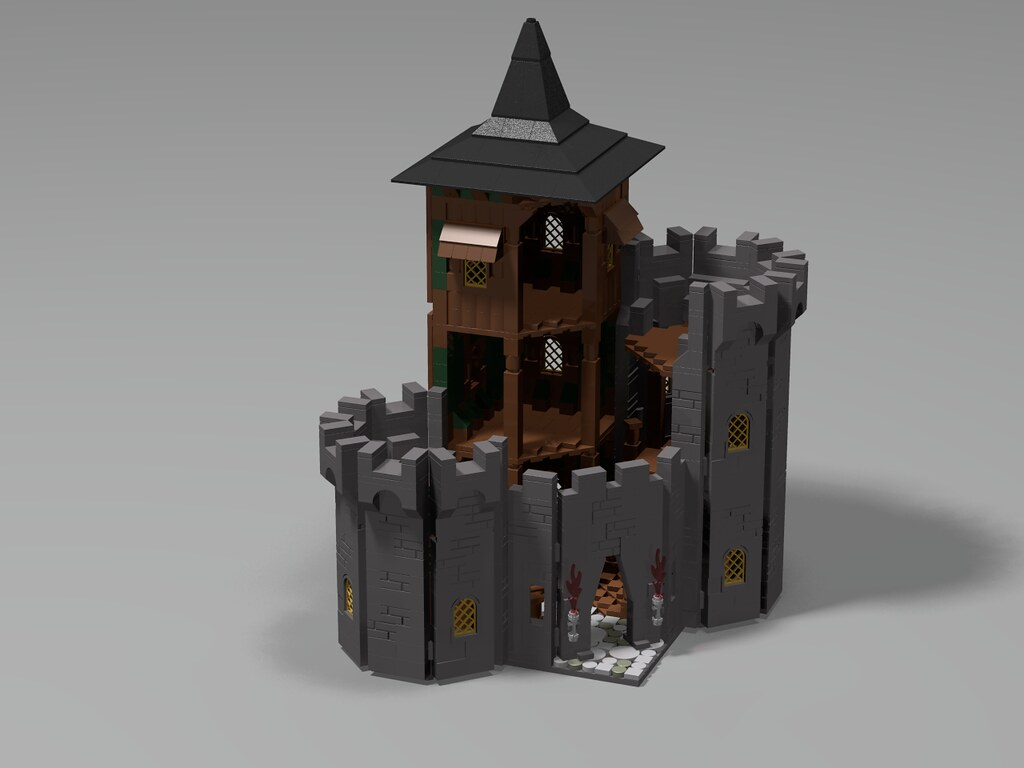 The World 39 S Best Photos Of Fortress And Lego Flickr Hive